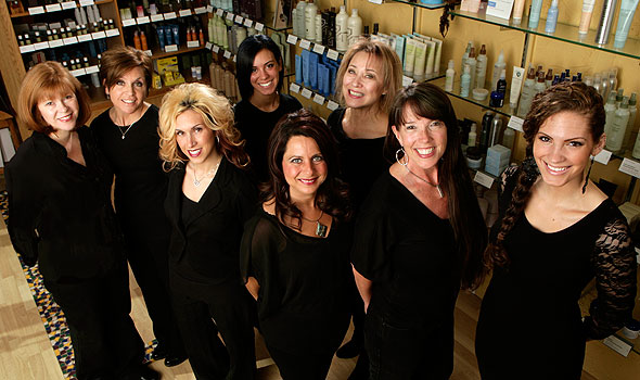 The Scruples Spa Team